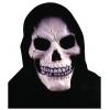 Skull With Shroud Mask